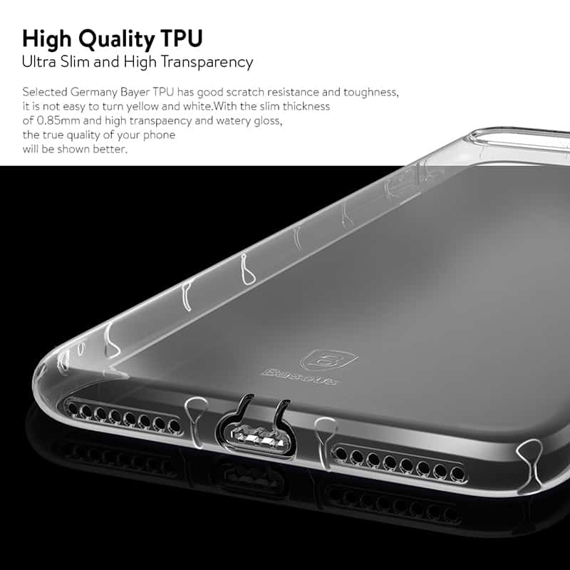 new styles 18057 15f12 Baseus Super Slim Stylish Choice Case For iPhone 7 and 7 Plus