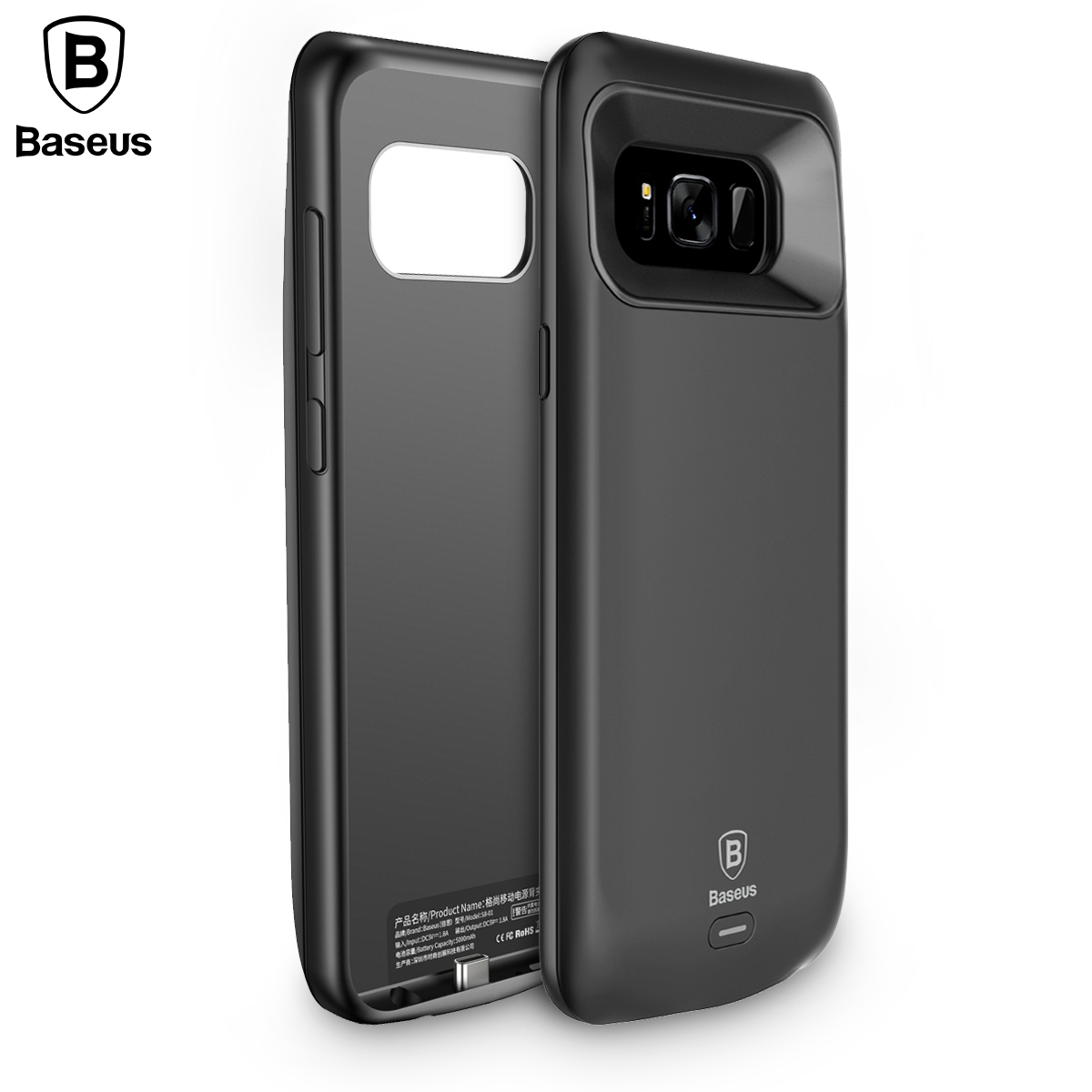 samsung s8 charger phone case