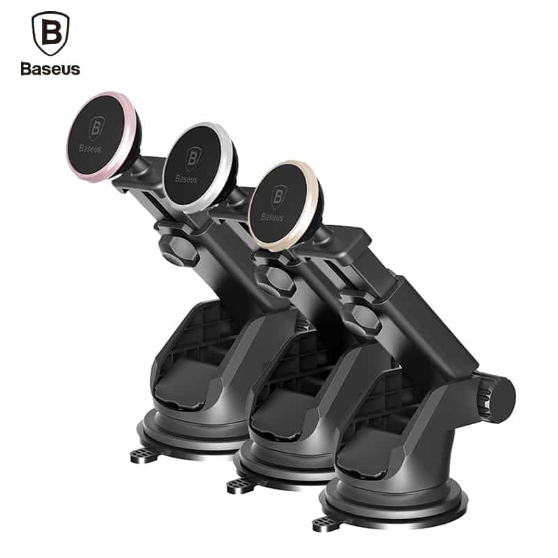 the latest eaeeb 87a50 Baseus Magnetic Car Mount Holder