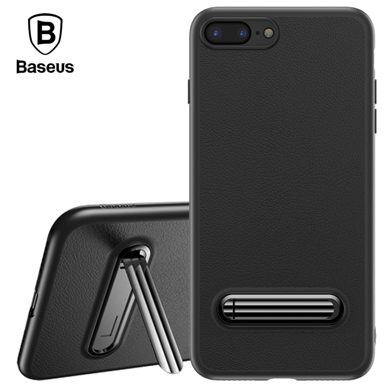 finest selection c46f8 d0d9c Baseus Happy Watching Supporting Case For iPhone 8