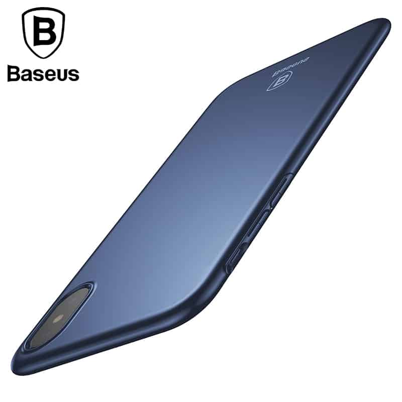 the latest 05c05 98ef9 Baseus Ultra thin Protection Case for iPhone X