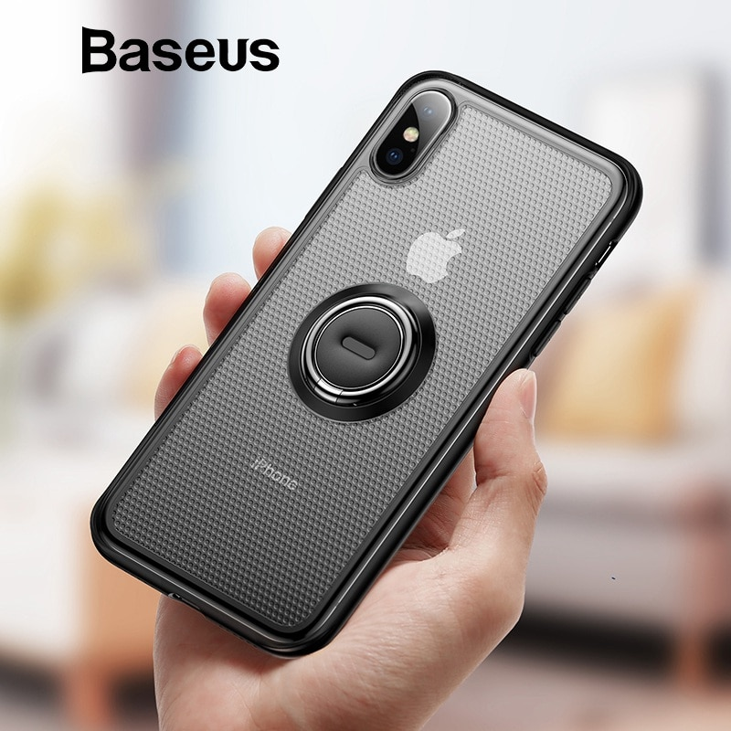 iphone xs case with ring