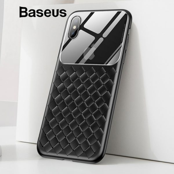 Baseus-Grid-Pattern-Case-For-iPhone-Xs-Max-Luxury-Silicone-Tempered-Glass-Case-For-iPhone-Xs.jpg
