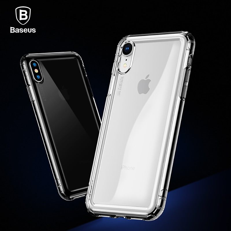 the latest 8020f dc11e Baseus Military Level Airbag Anti Knock Case For iPhone Xs Xs Max XR