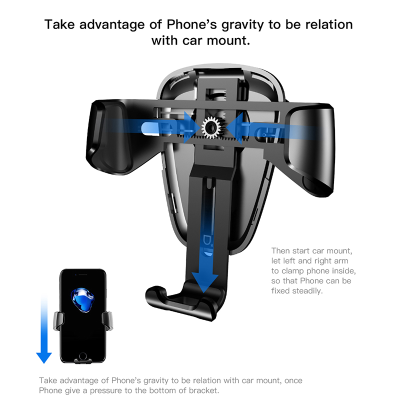 Baseus Gravity Car Mount Baseus Best Iphone X Cases