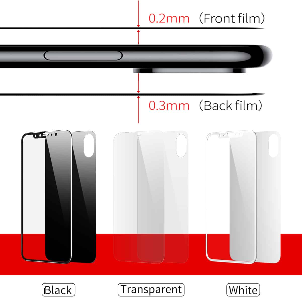 Screen Privacy Protector Iphone